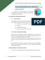 II.evaluacion Basica Del Proyecto TI