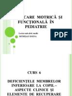 C 6_Deficientele Mbr Inferioare La Copil