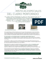 Coches - Caracteristicas especiales del cuero perforado.pdf