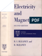 BleaneyBleaney-ElectricityMagnetism2ndEd