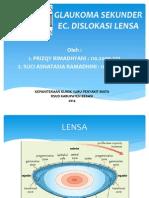 Presentasi Kasus Dislokasi Lensa Uci Sisi