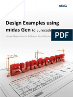 Design Guide as Per Eurocode Midas Gen
