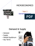KEB2123Topic 2 Demand and Supply