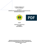 laporan satuan operasi