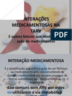 interações medicamentosas TARV.pptx