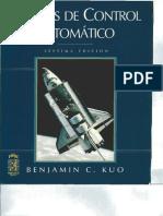 Sistemas de Control Automatico (Benjamin c. Kuo)