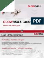 Glowdrill Unternehmenspräsentation