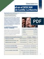 eSalud en el SESCAM- El modelo de Castilla-La Mancha; Miguel Ángel Mareque Ruiz; Antonio del Barrio Morón; Jordi Custodi i Canosa