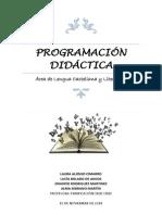 Programación Didáctica Lengua