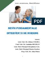 Nevoile Fundamentale de Nursing Si Interventiile Specifice