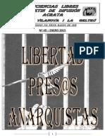 CONCIENCIAS LIBRES 49 enero 2015