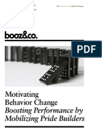 Katzenbach Motivating Behavior Change Boosting Performance by Mobilizing Pride Builders