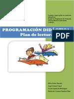 Programación Didáctica Plan de Lectura