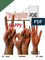 The Regular Joe - St Joe - January 2015