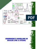 Emergency Handling in Boiler FW Steam-libre