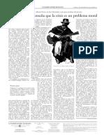 Una relectura del «Martín Fierro» de José Hernández como gran metáfora del presente