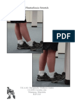 Plantarfascia Stretch
