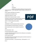 ECONOMIA Y DESARROLLO CALSE N ° 3- 4