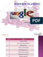 Google Hrp