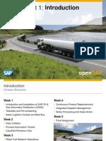 OpenSAP OGSD1 Week1 Unit1 Introduction Presentation
