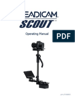 Steadicam Scout Manual