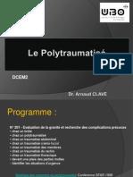 Cours D2 Polytraumatisé