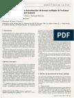 Recomendaciones para la determinacion de formas multiples de fosfatasa alcalina en suero sanguineo humano