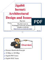 Gigabit Ethernet Architecture and Design