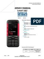 Nokia 5310 Service Manual Level 1 and 2