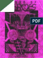 Dark Ages Mage OCR - Core Rules | Magician (Fantasy) | Magic