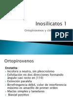 Inosilicatos I