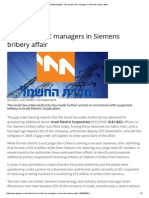 2014-12-28 ISA Arrests IEC Managers in Siemens Bribery Affair_Globes