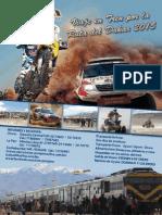 Informacion Tren Dakar 2015