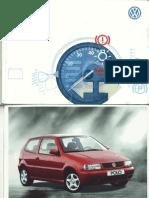 Manual Volkswagen Polo 6N
