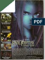 Final Fantasy VII - Versus Books Ultimate Guide