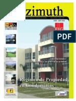 Revista Azimuth Año 3 No. 2