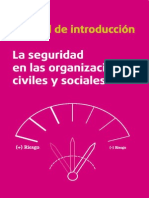 Manual de Introduccion. La Seguridad en Las Organizaciones Civiles y Sociales (Fray Francisco de Vitoria & Comite Cerezo_2010)