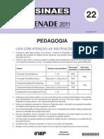 PEDAGOGIA ENADE