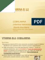 vitaminaa B12