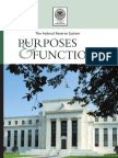 Federal Reserve Purpose and Function