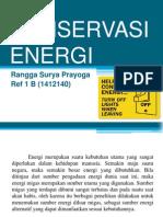 Konservasi Energi - Rangga SP (Ref 1 B).pptx