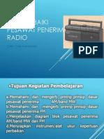 Memperbaiki Dan Mereparasi Radio