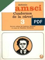 Gramsci Antonio Cuadernos de La Carcel Tomo 3 Ocr 141124111814 Conversion Gate01