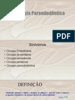 Cirurgias Parendodônticas