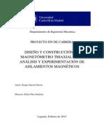 Campos Magneticos, Medidores