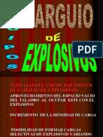 Carguio de Explosivos
