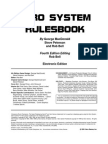 4th Ed Rules