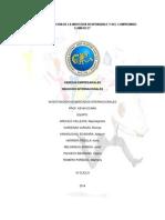 Monografia de Investigacion de Mercado Internacional