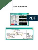 Tutorial Lab View diseño en flujogramas