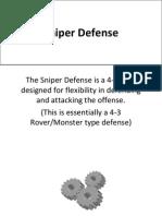 sniper Defense